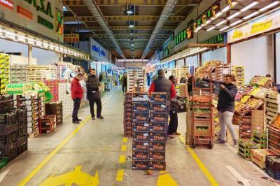 Lee toda la noticia 'Los hosteleros de Móstoles se suman a la ayuda alimentaria para los transportistas durante el Estado de Alarma'