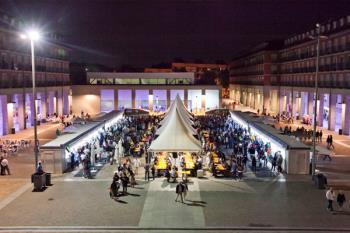 El 'Bacalao dorado' del Bar La Plaza se llevó el primer premio de la Feria de la Tapa de Leganés
