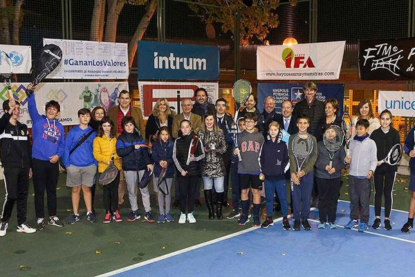 El Torneo Menina recaudará fondos destinados a los programas de cooperación internacional de Unicef
