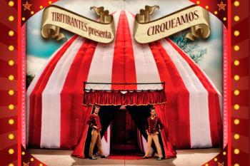"""La carpa """"Cirqueamos"""" llega a la ciudad los próximos 23 y 24 de febrero"""