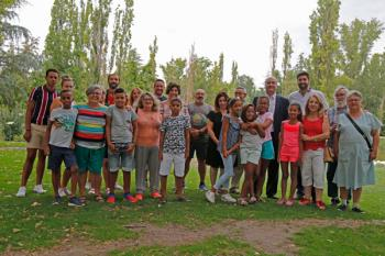 """El programa, impulsado por la Asociación """"Móstoles con el pueblo Saharaui"""", busca brindar un verano mejor a los pequeños"""