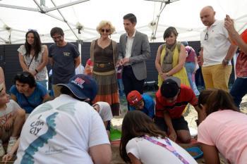 """El programa """"Arqueólogos por un día"""" permitirá acercar a los y las jóvenes de la ciudad al ejercicio de preservar el patrimonio"""