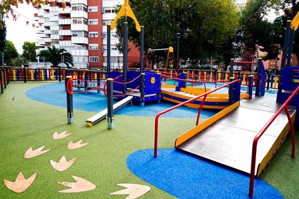 Nuestro municipio estrenará su primer parque infantil inclusivo completo