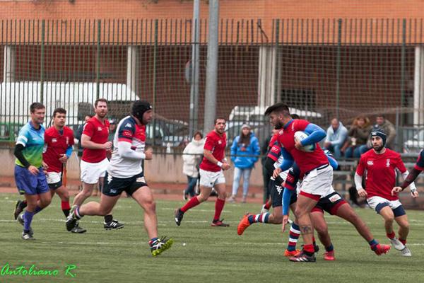 Rugby Alcalá cae 3-60 ante un rival seguro de sí mismo y con ganas de demostrar su buen juego