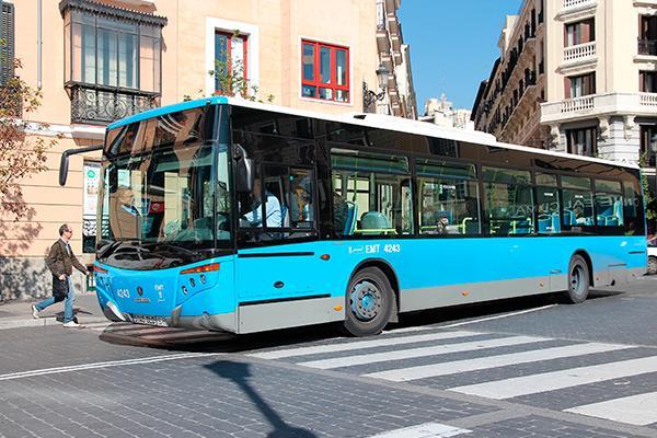 Los nuevos autobuses de las líneas 3 y 37 de EMT, simplificarán sus recorridos