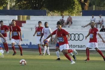 La RSD Alcalá cae ante el Rayo Majadahonda en un partido muy ajustado