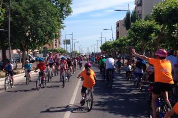 El municipio va a realizar tres rutas en bicicleta los próximos sábados