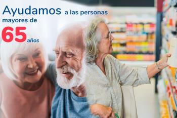 Carrefour, El Corte Inglés y Condis establecen a partir de este viernes un horario único para personas mayores