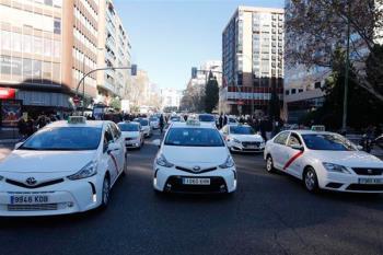 4.223 profesionales del sector del taxi votaban a favor de concluir con el paro iniciado hace 16 días