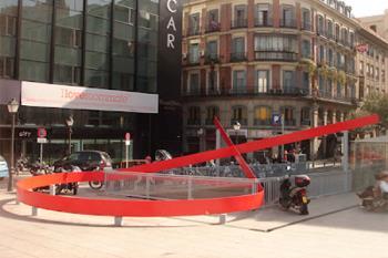 La moción de urgencia del PP tumbó el proyecto de Ahora Madrid para rediseñar el espacio