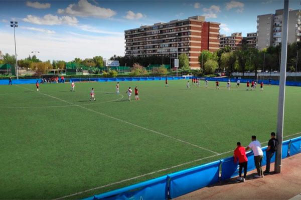 El proyecto de los campos de fútbol sustituirá a la construcción de un parque infantil de tráfico en el Alfredo Nobel