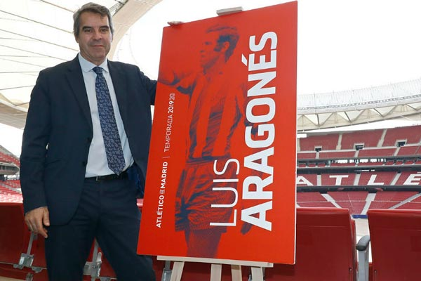 El club seguirá con sus homenajes al que fue para muchos, el jugador más importante del club