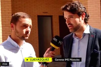Lee toda la noticia 'Luis Vázquez, Gerente del IMS de Móstoles, ¿nuevo contrato 'a dedo' de Posse (PSOE)?'
