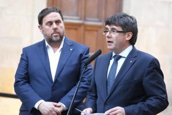 La detención de Carles Puigdemont reabre el debate sobre la inestabilidad en Cataluña