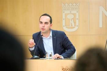 """José Manuel Calvo defendía que """"no tienen un proyecto claro"""" para poder comenzar las obras"""