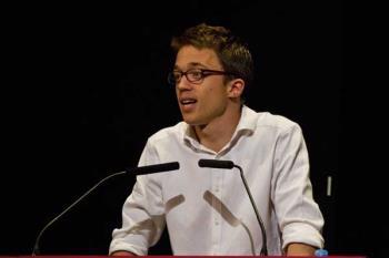 Íñigo Errejón anuncia la candidatura de su marca a las elecciones del 10-N