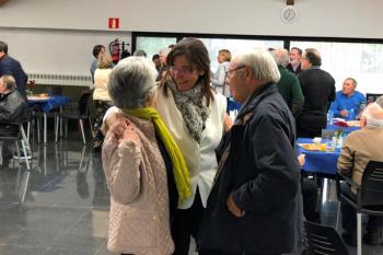 La alcaldesa, Susana Pérez Quislant, los ha visitado en este inicio de curso