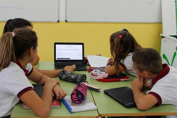 Más tecnología para los centros educativos de Fuenlabrada
