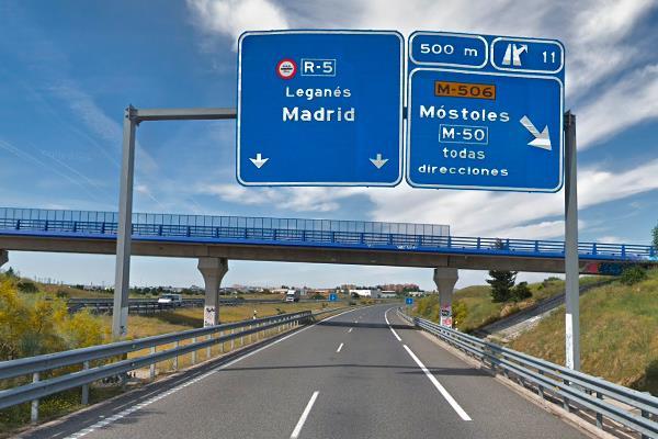 Móstoles Sur estará conectado con la Radial 5
