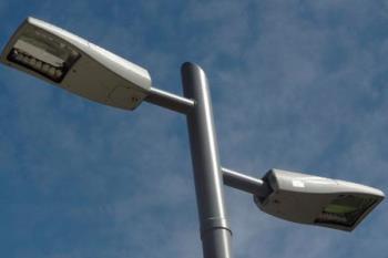 Arranca la renovación de las luminarias que conforman el alumbrado público por bombillas LED