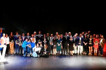 Nuestra ciudad celebró la XIV edición de su Gala del Deporte