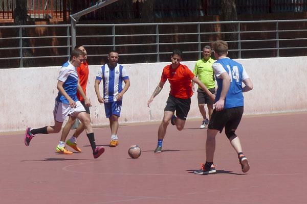Móstoles celebra el III Torneo Solidario de Fútbol Sala