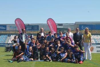 Gran nivel deportivo en la última edición del Torneo Internacional de Fútbol Base Estrella de Móstoles