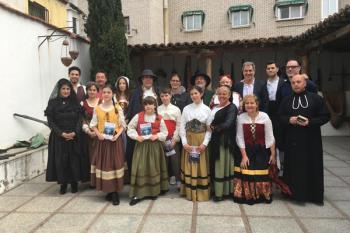 Lo ha hecho en la Casa Museo Andrés Torrejón, con una representación histórica a cargo de la Escuela de Actores Voluntarios de la ciudad