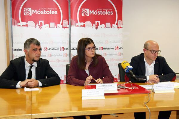 Móstoles presenta sus Presupuestos para 2019