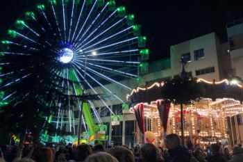 El 5 de diciembre, a las 18:30 horas, se inaugura el alumbrado de más de un millón de luces led que poblarán nuestra ciudad