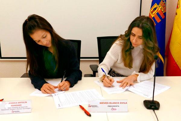Móstoles suscribe un acuerdo de colaboración con EMA