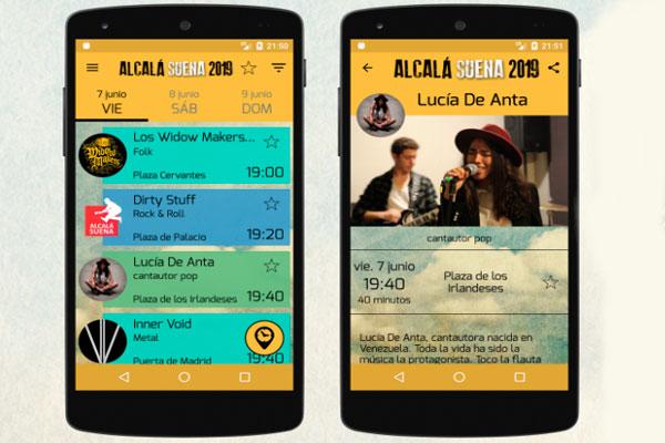 La 5ª edición del festival contará con una app para iOS y otra para Android