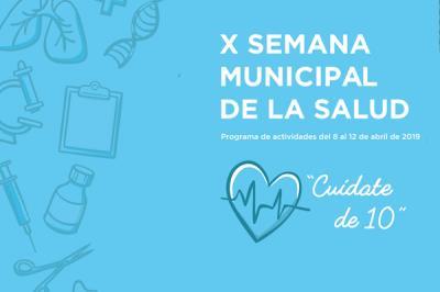Lee toda la noticia 'Móstoles celebra su X Semana municipal de la Salud'