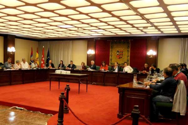 El Pleno del ayuntamiento ha aprobado una Declaración Institucional