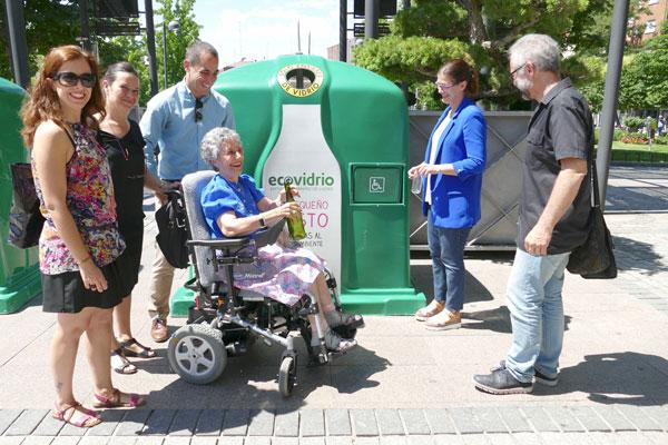 Este sistema facilita el acceso a personas con disfuncionalidad motórica o con algún problema de movilidad