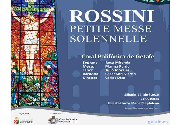 Getafe celebra el XXVIII Festival de Música Antigua y Sacra el día 27 de abril en la Catedral de la Magdalena