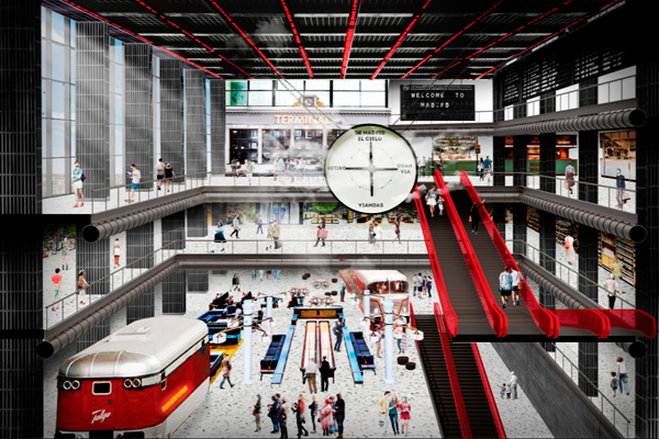 El centro que comenzará a construirse este verano, costará 100 millones y creará hasta 1.000 nuevos empleos