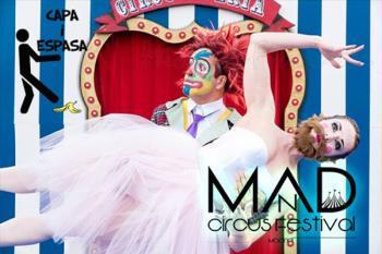 El Festival internacional de circo desarrollará una veintena de actuaciones este mes