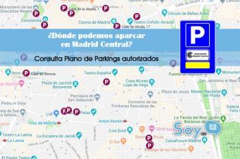 Consulta Plano de Parkings autorizados