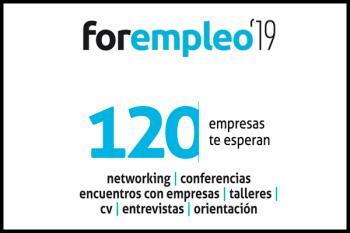 La 24 edición de la feria universitaria de empleo y prácticas, acogerá a 120 grandes empresas