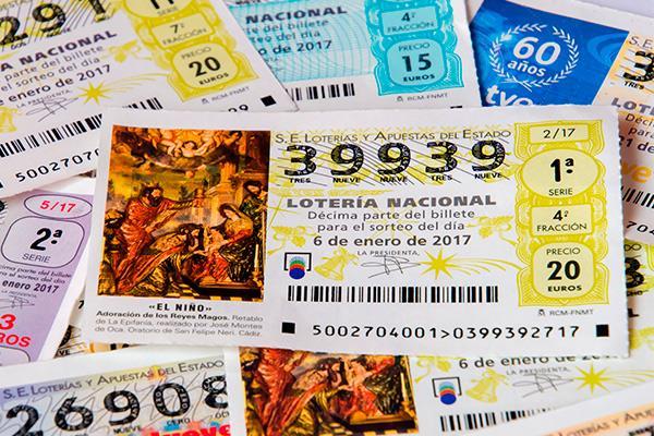 Madrid, la comunidad más afortunada en la Lotería de Navidad