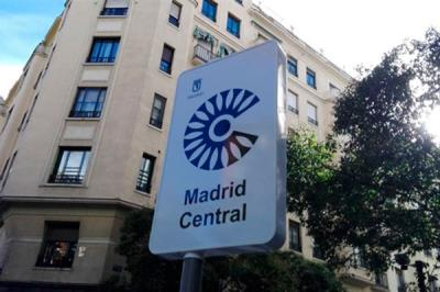 Lee toda la noticia 'Madrid Central: las multas regresan a la capital '