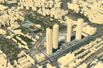 El Ayuntamiento ha aprobado un contrato de 3,5 millones para servicios de cartografía, fotogrametría y topografía del Área de Desarrollo Urbano
