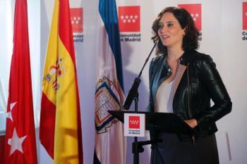 """""""Tenemos que promocionar nuestros productos locales para que sean conocidos en todo el mundo"""", ha asegurado la presidenta Díaz Ayuso"""