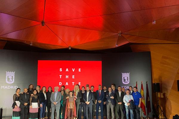 El consistorioha presentado las fechas para la capital que será ciudad del deporte de la diversidad y de la cultura
