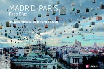 Móstoles acoge, hasta marzo, una muestra expositiva que hace protagonistas a las dos emblemáticas ciudades europeas