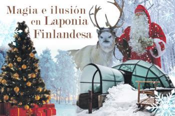 Aprovechando las vacaciones de Navidad, qué mejor destino que la cuna de Papá Noel
