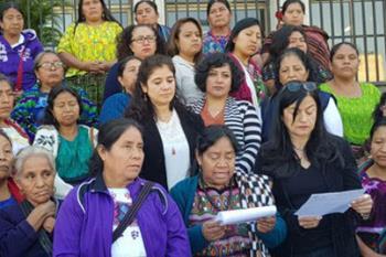 La ONG se suma a los paros y manifestaciones del 8 de marzo