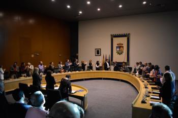 El primer teniente de alcalde, Javier Ayala, será investido el próximo viernes como nuevo regidor de la ciudad