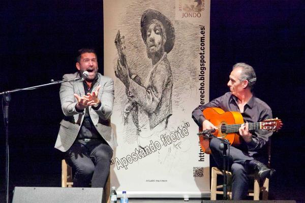 María García, Joaquín Moreno y Álvaro Rodríguez, finalistas de la